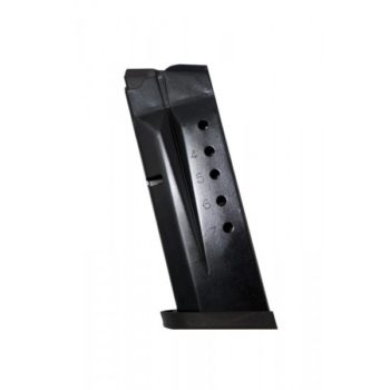 Promag S&W 9mm Shield 7 Round Blue Steel Magazine
