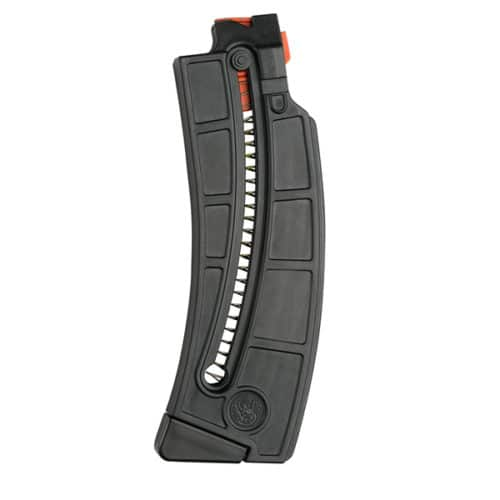 Smith and Wesson M&P 15-22LR 25 Round Magazine Black