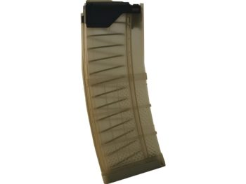 Lancer Systems L5AWM 30 RD Translucent FDE Magazine
