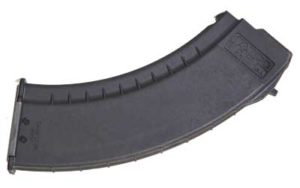 Tapco 7.62x39 AK-47 30 Round Smooth Black Magazine